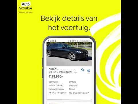 AutoScout24 app voor Android