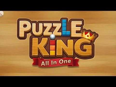 Puzzle King - classic puzzles all in one Gameplay Android