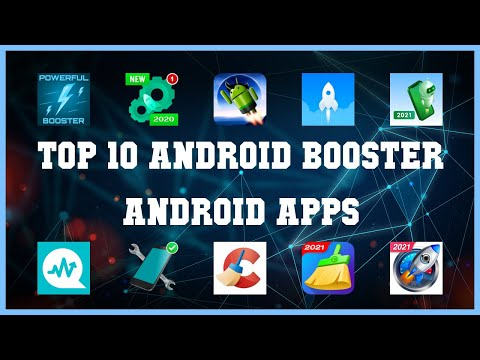 Top 10 Android Booster Android App   Review