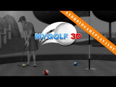 My Golf 3D Android Game Gameplay [Game For Kids]