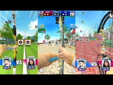 Archery Battle Android Gameplay