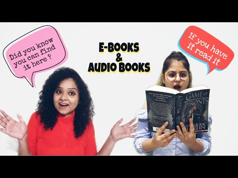 WHERE TO FIND FREE BOOKS ONLINE? | AUDIO BOOKS | E-BOOKS | WEBSITES |