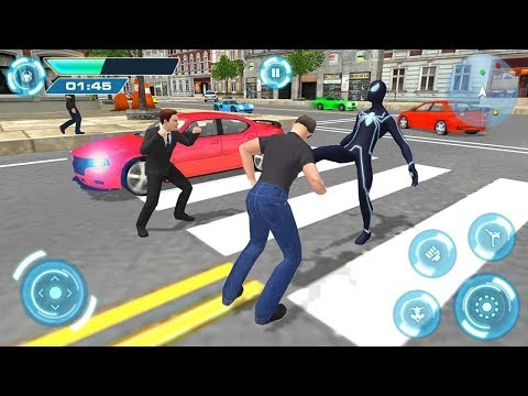 Super Spider Hero Fighting Incredible Crime Battle (by Action Action Games) Android Gameplay [HD]