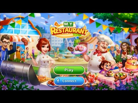 My Restaurant: Crazy Cooking Madness Gameplay Android/iOS