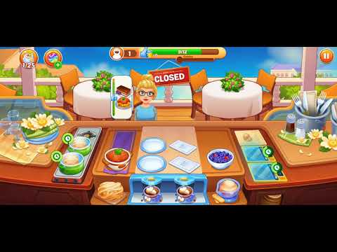 Cooking Master Life : Fever Chef Restaurant Cooking Gameplay Walkthrough ( Part-2 )