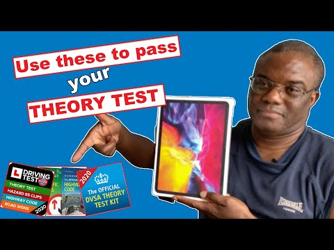 The best apps for the theory test in 2021