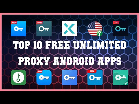 Top 10 Free Unlimited Proxy Android App | Review