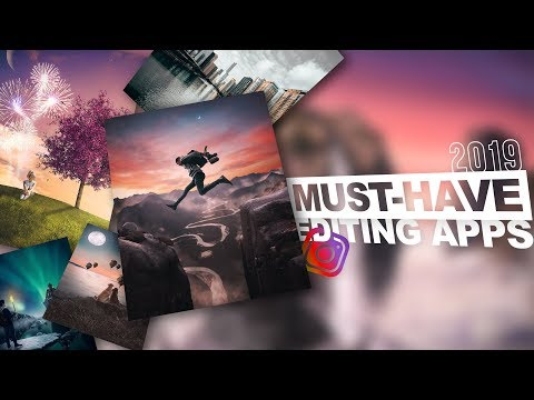 7 Mobile Photo Editing Apps you NEED!