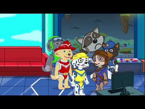 video review of Puppy Rangers: Rescue Patrol