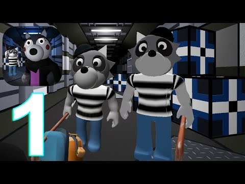 video review of Piggy Book 2 Chapter 1: Alleys