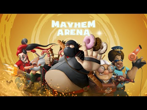 video review of Mayhem Arena | Mass Idle Auto Battler RPG