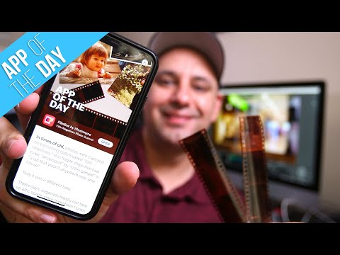 How to Develop Film Negatives on your Phone - Filmbox App Tutorial