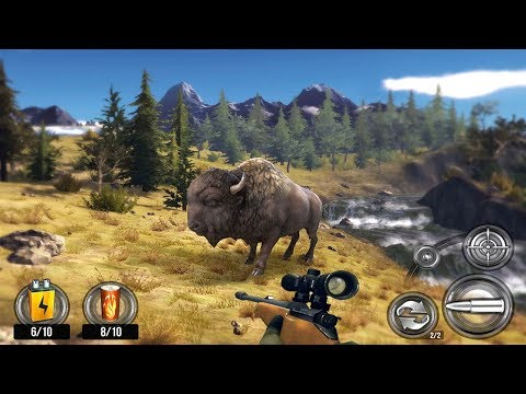 Wild Hunt Sport Hunting Hunter & Shooter 3D (by Ten Square Games) Android Gameplay [HD]