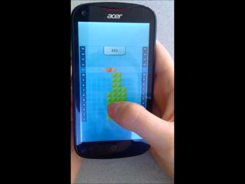 Cube On - Android Phone Gameplay (Puzzle,Stacker game)