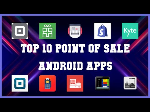 Top 10 Point of Sale Android App | Review