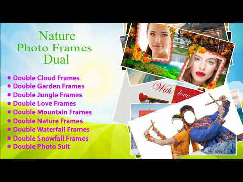 video review of Nature Photo Frames Dual