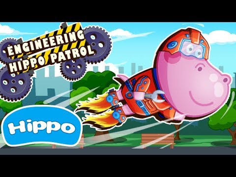 video review of Hippo Engineering Patrol