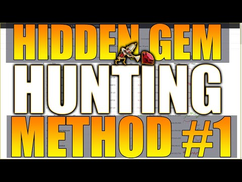 Hidden Gem Hunting Method #1 - Use Your Resources - Crypto 100X Potential Coins! Altcoin Gem Hunting