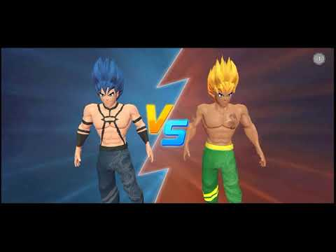 Anime Fighting Games: Epic Manga Fighters Clash Gameplay Part 1 | Anime Fighter Gameplay Part 1
