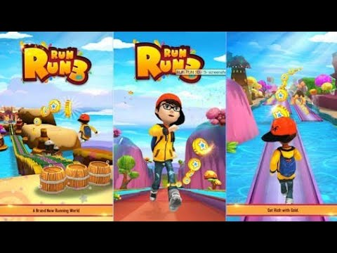 Run Run 3D - 3 Android Games New 2019 - Game Top