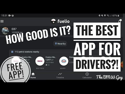 Fuelio App Review: 1 Month Later!