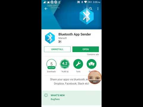 How to Download and Install Bluetooth app sender app on Android, Tablets, Smartphones?