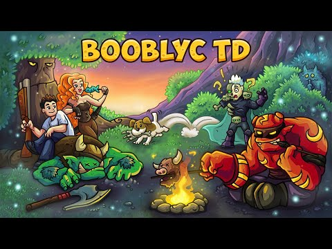video review of Booblyc TD survival