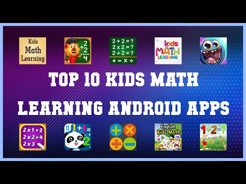 Top 10 Kids Math Learning Android App | Review