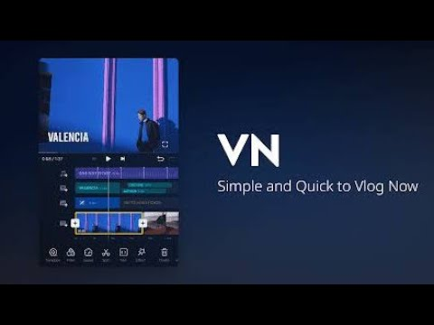 How to Use VN Video Editor Maker VlogNow - Android 20201