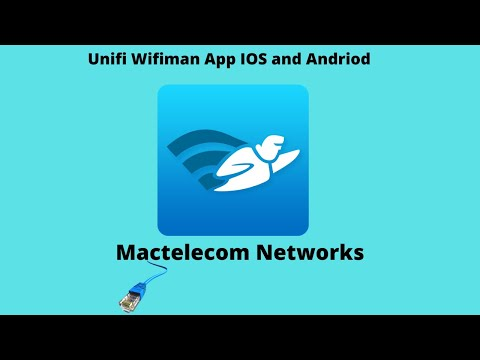 Unifi Wifiman APP IOS and Andriod
