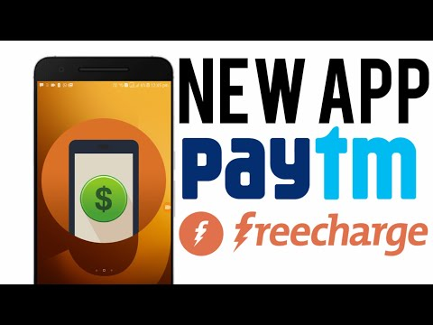 New app to earn free paytm cash by Android tricks hindi