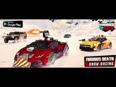 video review of Mad Car War Death Racing Games