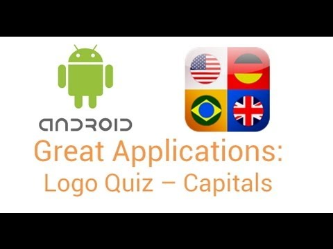 Great Android Apps: Logo Quiz - World Capital