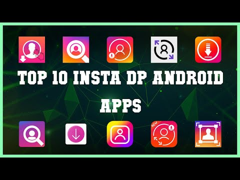 Top 10 Insta DP Android App | Review