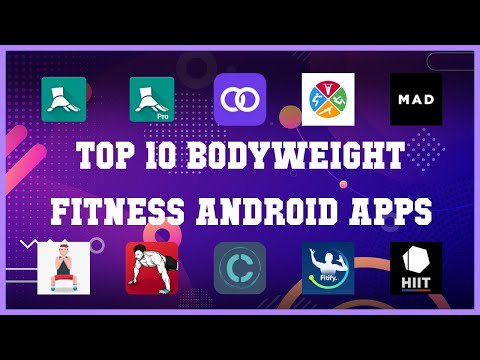 Top 10 Bodyweight Fitness Android App | Review