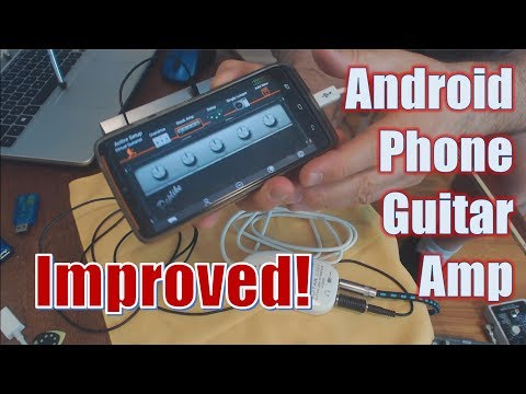 Improved! - Build a Portable Amp From Your Android Phone