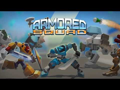 video review of Armored Squad