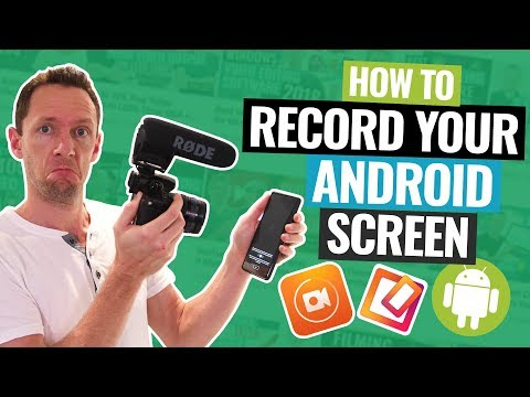 Best Android Screen Recorder | Top 3 Ways to Record Your Android Screen!