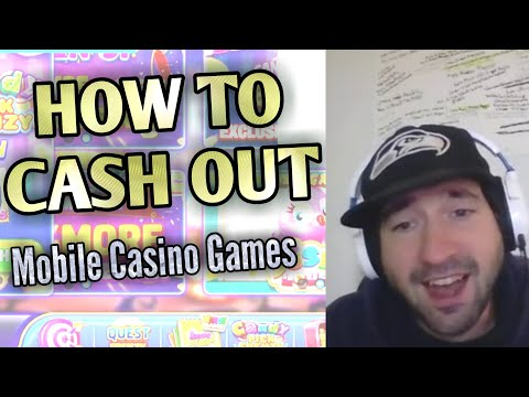 HOW TO CASH OUT CASINO GAMES on Google Play / Android & iOS / App Store | Youtube YT Video