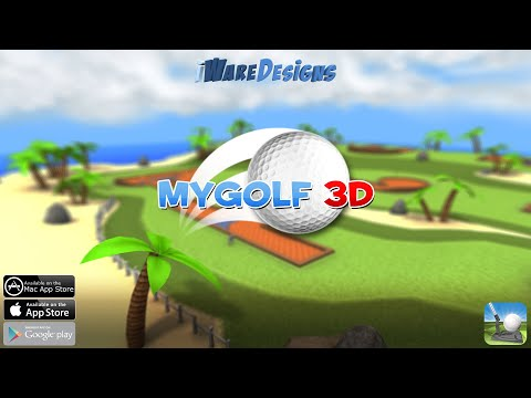 video review of My Golf 3D