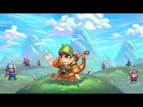 Tap Archer Gameplay [Android/iOS]
