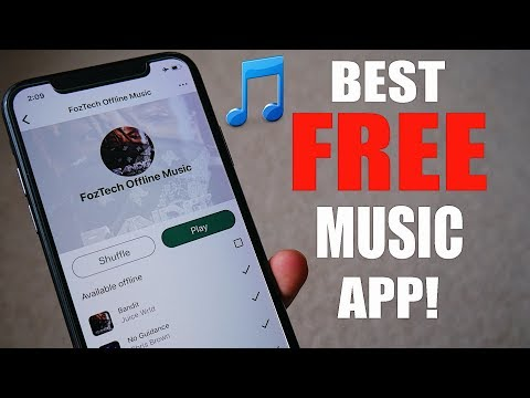 BEST Music App for iPhone & Android (Offline Music)