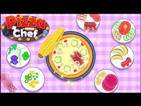 Pizza Chef - Android gameplay Movie apps free best Top Film Video Game Teenagers