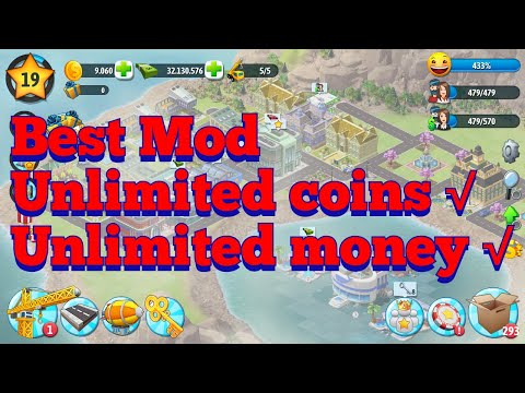 City Island 5 Mod (All unlimited) Android