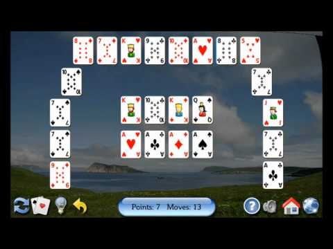 All-in-One Solitaire for Android gameplay