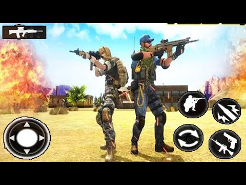Call of Gun Fire - Android GamePlay - Shooting Games Android