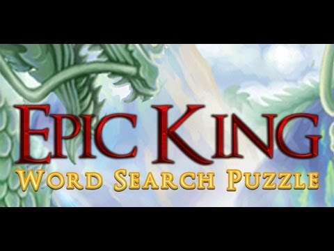 FREE Mobile App Game - Best Epic King Word Search Puzzle for Android games