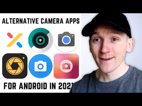Best Alternative Camera Apps for Android - 2021 Review