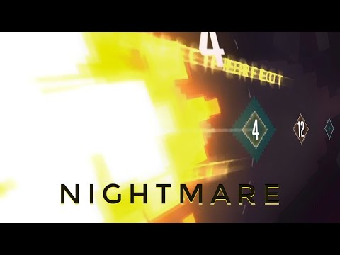 Beat Tiles: Rhythmatic Tap | NIGHTMARE | Hard 12 | Full Combo | New Song | 2020 (Android)