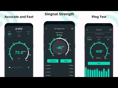 Internet Speed Test Meter- SpeedTest Master - Android Apk 2020